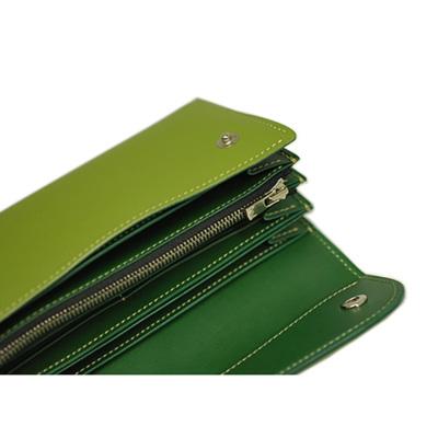 ライムグリーン×グリーン